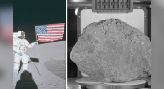 Apollo moon rocks shed new light on Earth's volcanoes