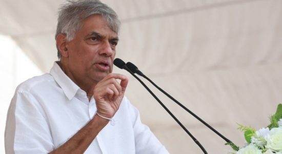 """We didn't have the majority in Parliament"" – PM Ranil Wickremesinghe"