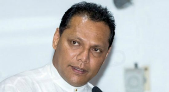 SLFP's stance on US intervention