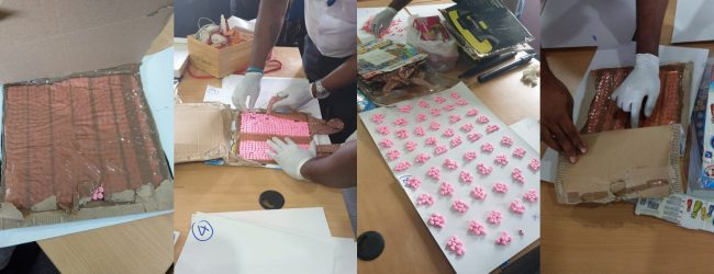 Narcotic Pills haul: Chief suspect identified