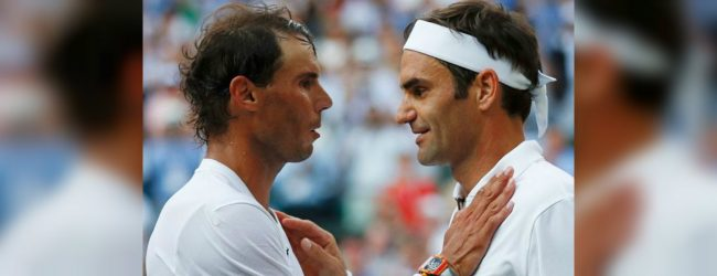 "Federer says his thrilling semifinal against Nadal ""had everything"""
