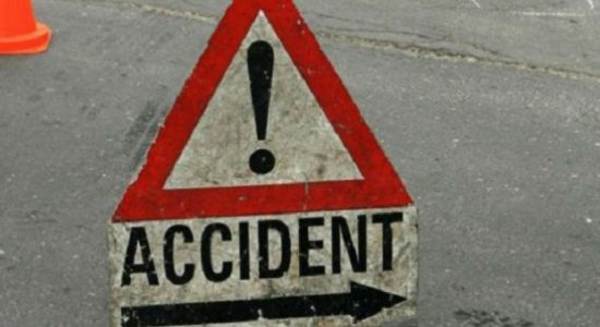 Accident in Wahamalugollewa takes lives of 3, 8 injured