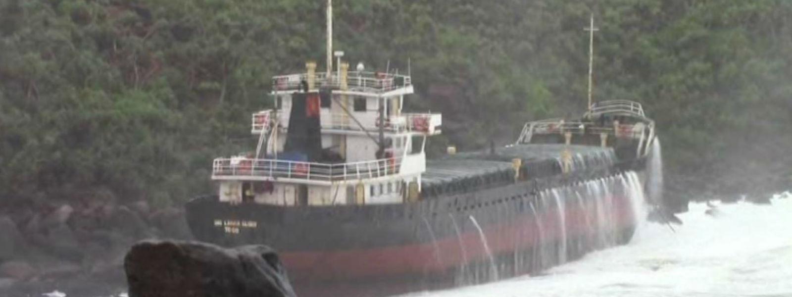 "Bonavista Coral reef at risk due to ""Sri Lanka Glory"""