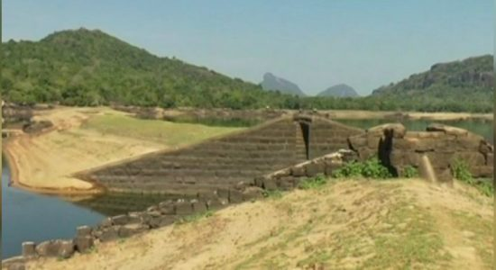 Department of Archaeology turns a blind eye to destruction of the Divulana wewa
