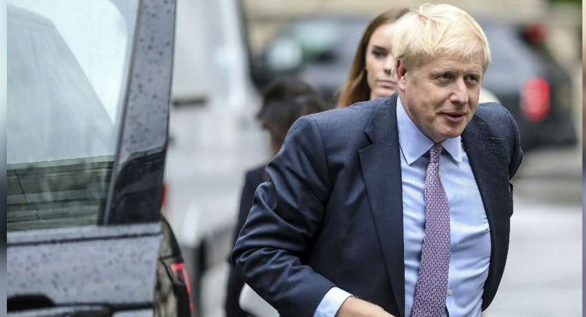 Boris leads race to replace May as UK PM