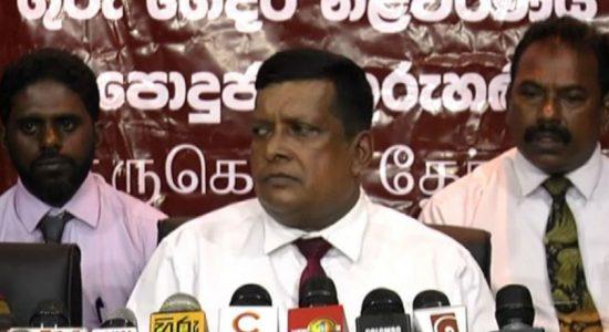 """Guru Gedara"" election victory supported by Basil Rajapaksa : Wasantha Handapangoda"