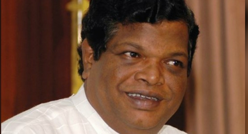 President can nullify state land bill with one signature : Bandula Gunawardane