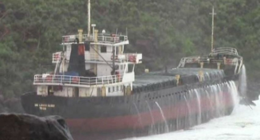 """Marine Environment Protection Authority to sue owners of """"Sri Lanka Glory"""""""
