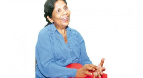 Veteran radio announcer Kusum Peiris passes away