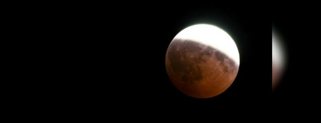 Lunar Eclipse at midnight tonight