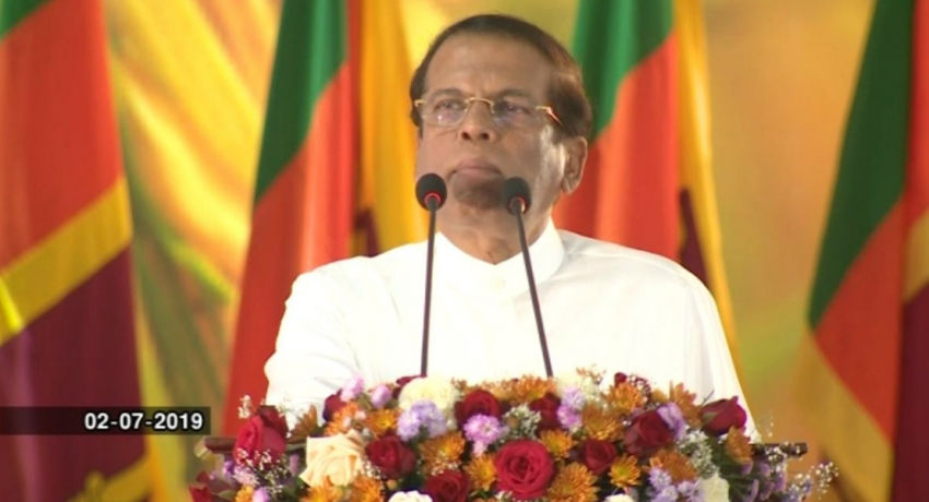 Roadblocks in moving the country forward : President