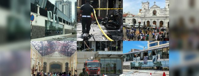 04/21 attacks: 67 suspects currently in custody