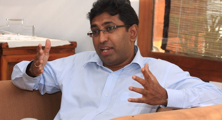 Crowd-sourcing public policies : Harsha de Silva appointed as acting minister