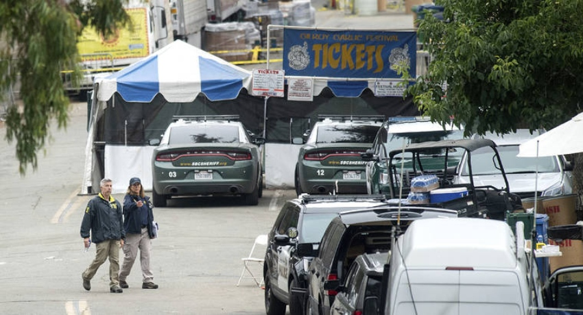 Four dead in California shooting, including suspected gunman