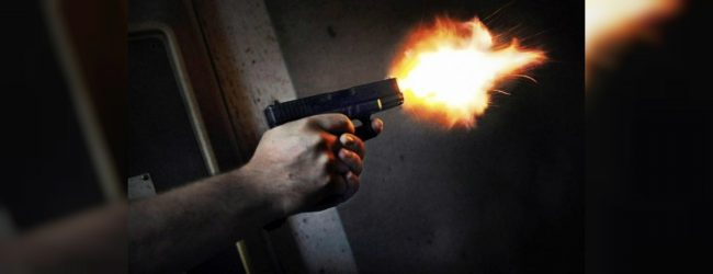 One shot dead in Kohuwala