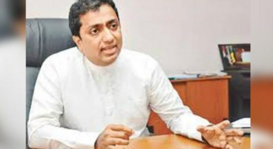 Textbook photograph :  Tissa Hewawithana to appear before PCoI today