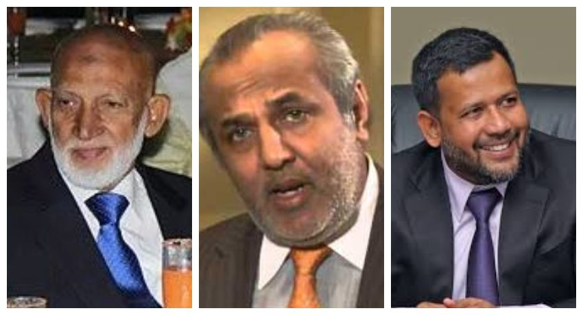 Ministers who resigned meet President