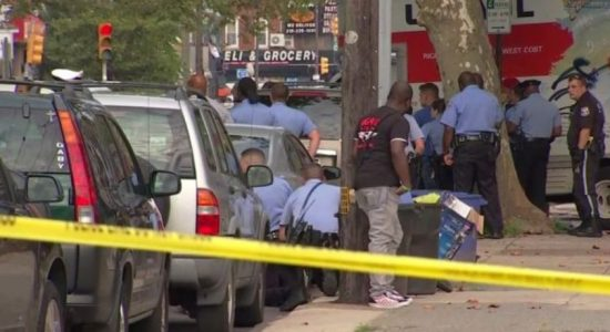 Philadelphia shooting: Gunman in stand-off with police after injuring six