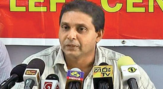 "Would people want Gotabhaya Rajapaksa to be the president with his well known ""track record""? – Chameera Perera"