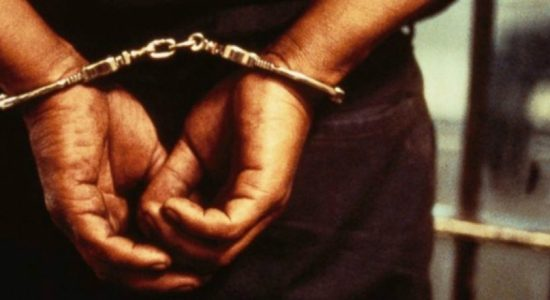 SLPP Dambulla Municipal Councilor arrested