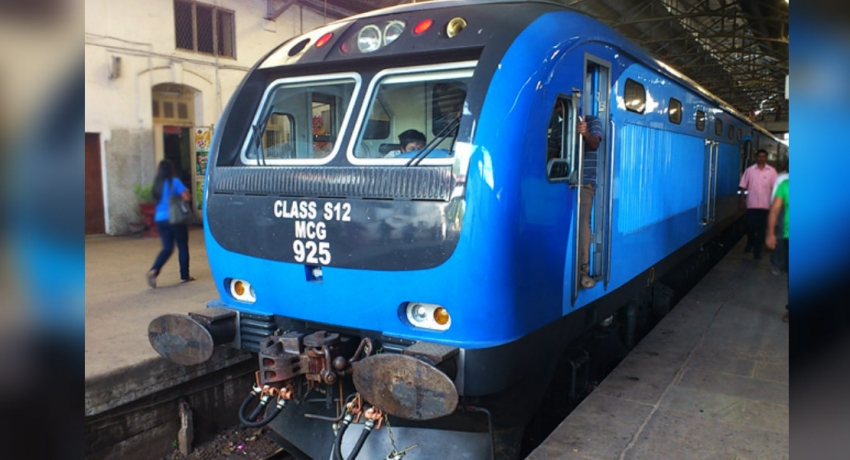 New Colombo-Beliatta-Colombo intercity express train service