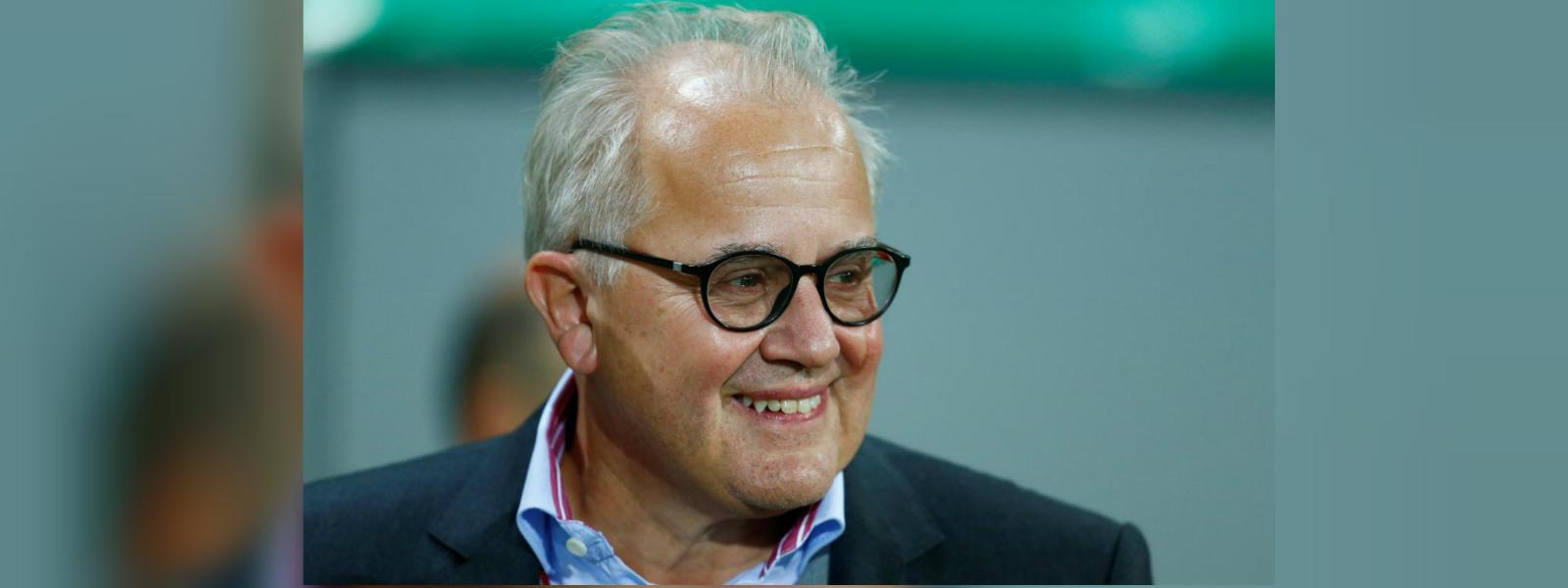 Freiburg boss Keller proposed as next DFB president