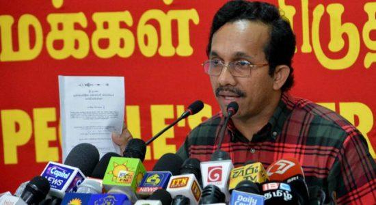 Graduates are recruited without suitable vacancies : MP Sunil Handunetti