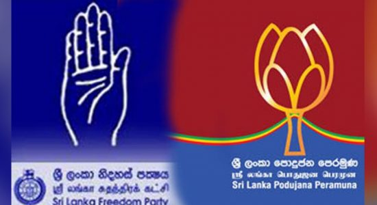 SLFP and SLPP positive: More talks on alliance