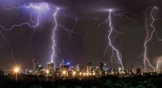 Extreme weather advisory: Strong winds, landslide and flood warnings