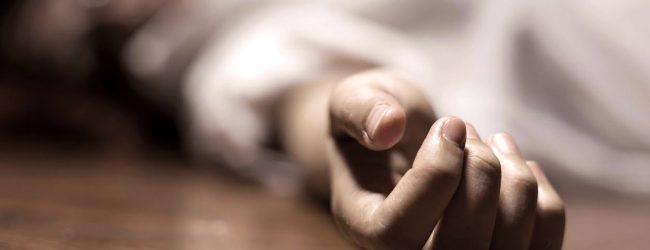 Man dies on being electrocuted