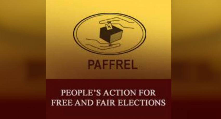 PAFFREL urges mechanism for people undergoing quarantine to vote