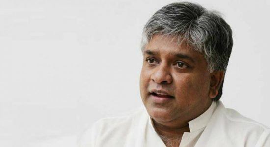 """We will present a good candidate at the right time"" – Arjuna Ranatunga"