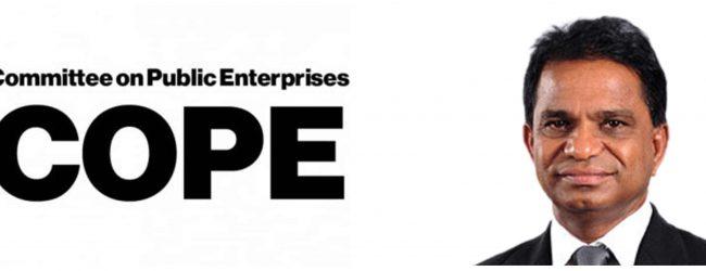 Concerns raised on EnCOPE secretary's constant evasion of COPE proceedings