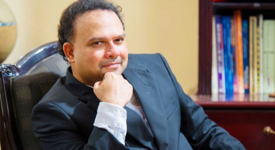 """""""We will name the candidate once the alliance is formed"""" : Min. Navin Dissanayake"""