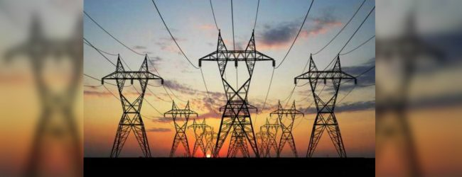 Power failure in several areas including Kiribathgoda