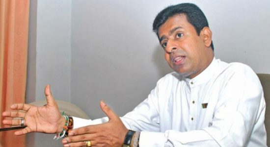 Public expecting change in system rather than heads: State Minister Buddhika Pathirana