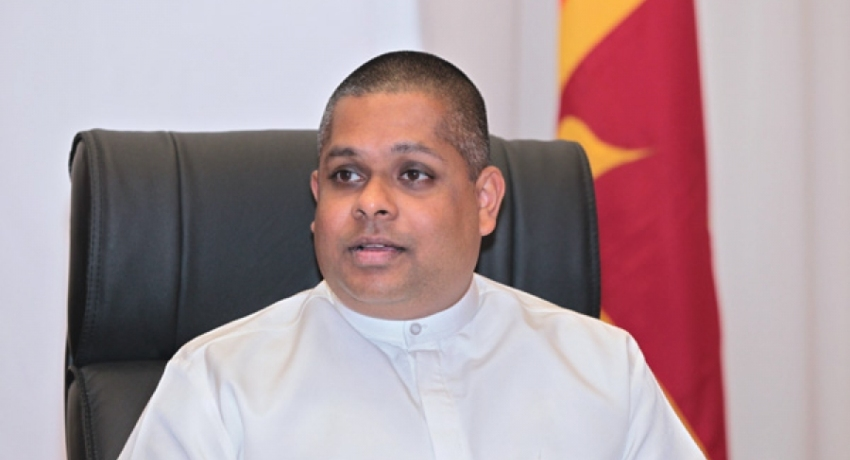 Indictments filed against Sajin de Vass Gunawardena