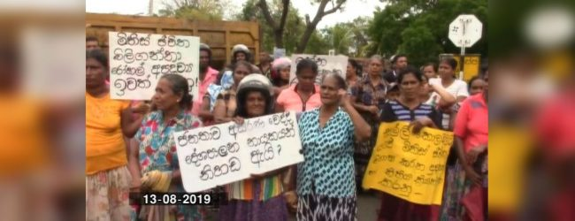Badulla hospital waste storage : Catastrophe if toxic waste mixes with Badulu-oya