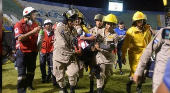 Honduras soccer riot kills three after old grudges boil over