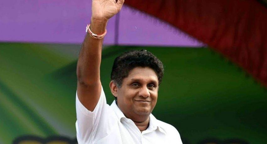 Presidential welcome for Sajith Premadasa in Badulla