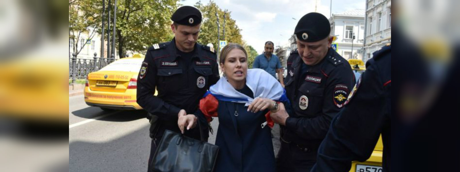 Russian Opposition leader Lyubov Sobol detained