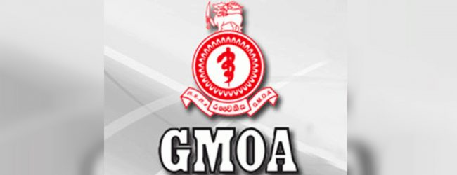 GMOA doctors launch islandwide strike