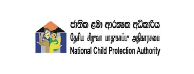 Escalation in cruelty against children : National Child Protection Authority