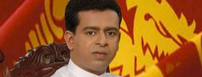 State Minister Buddhika Pathirana's take on UNP's Presidential Candidate