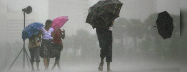 Southern province to experience strong winds