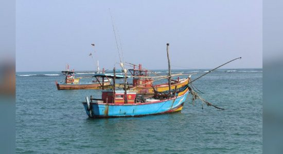 Lengthy investigations on Indian vessel that washed ashore in Dehiwela