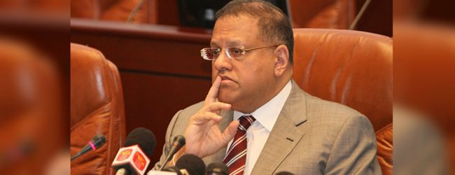 Another warrant issued for the arrest of former CBSL Governor, Arjuna Mahendran