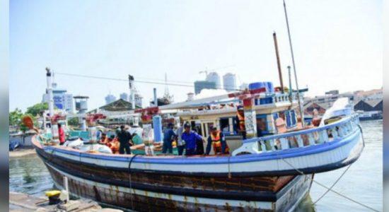Iranian drug vessel; investigations commence