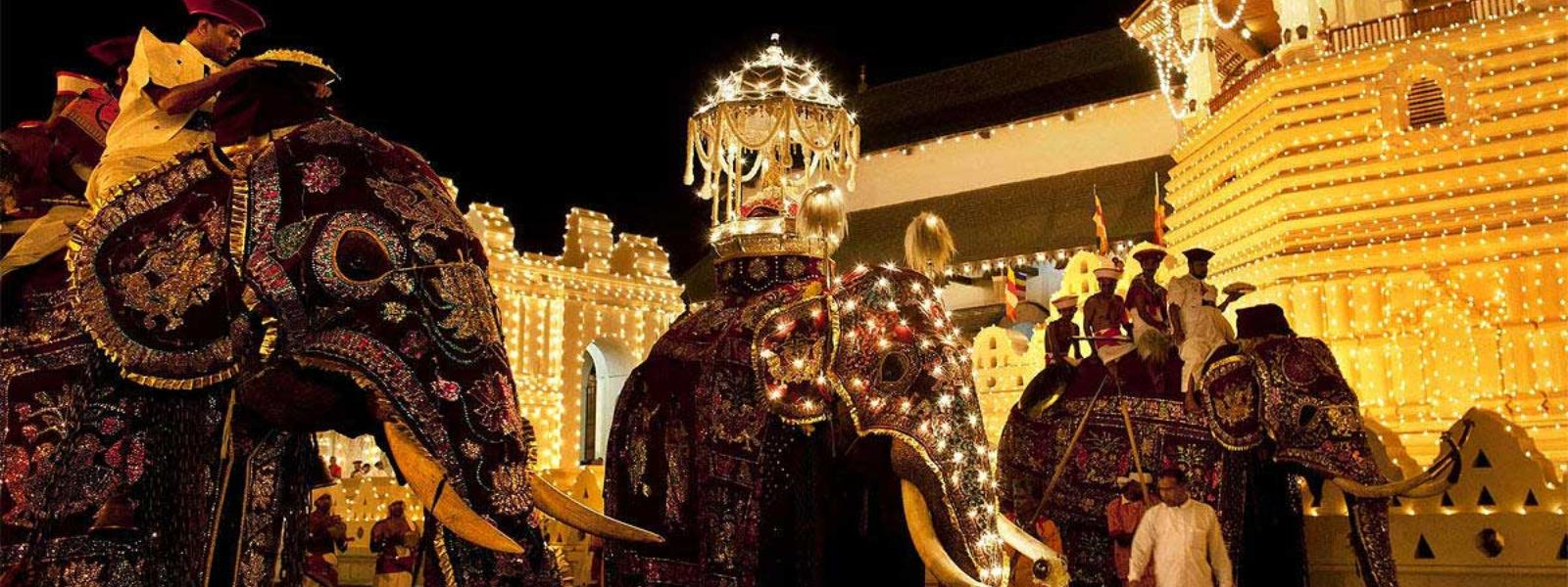 Asia's grandest pageant-Esala Perahera concluded today