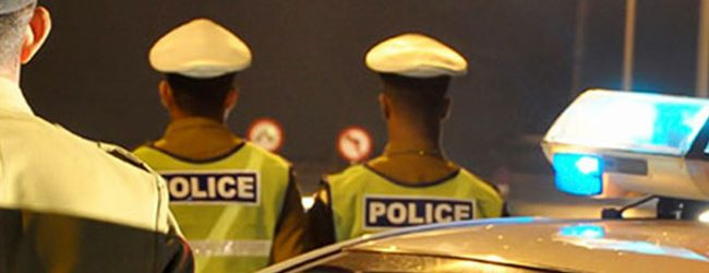 3 suspects arrested over attacks on trucks transporting garbage from Colombo